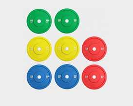 COLOR BUMPER PLATE